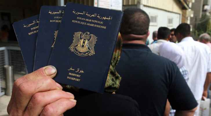 ISIS holds  11,100 blank Syrian passports