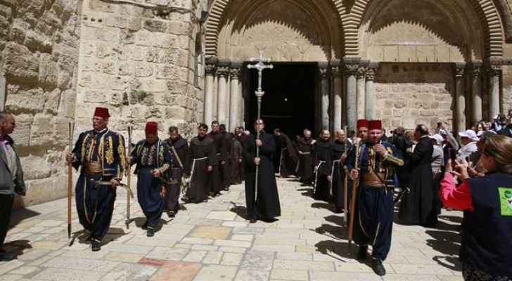 The Palestinian Greek Orthodox Church sold hundreds of acres of land to Israeli developers in July, stirring controversy in Palestine.