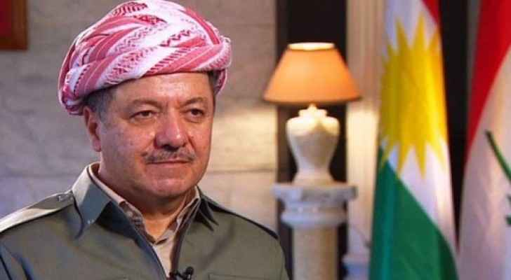 President of Iraqi Kurdistan gives an interview with the BBC on the upcoming referendum. (Photo Credit: Rudaw)