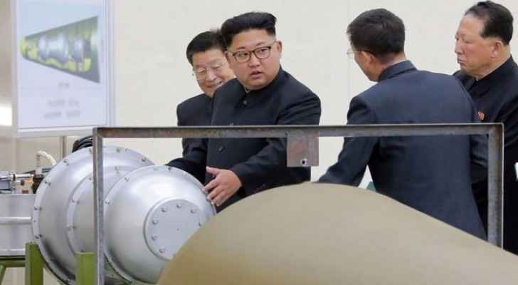 North Korea states it has tested a hydrogen bomb earlier this month. (Photo Credit: GETTY Images)