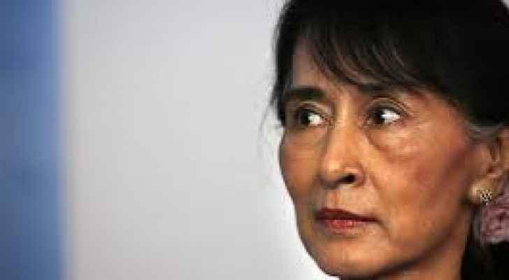 Suu Kyi skips UN General Assembly debate
