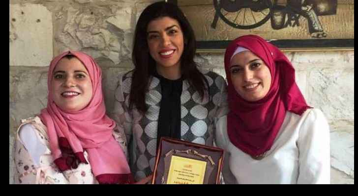 Female Palestinian and Jordanian authors dominate writing competition