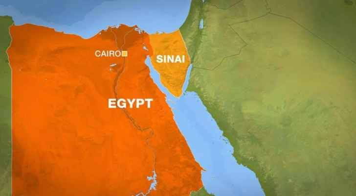 Seven dead in Egypt's Sinai attack
