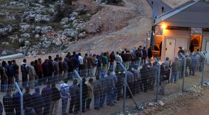 Checkpoints restricting freedom of movement are one of many features of an apartheid regime. (Photo Credit: GETTY Images)