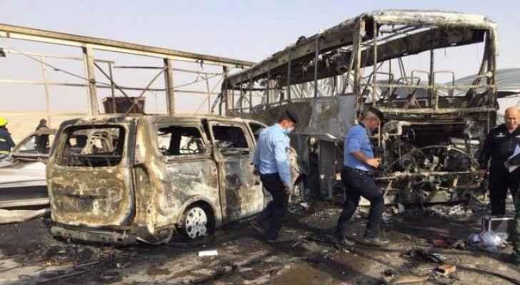 At least 60 dead and 90 injured in twin attacks near Nasiriya. (Photo Credit: Nasiriyah.org)