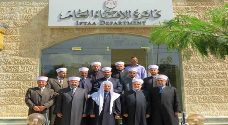 The Fatwa Department of the Hashemite Kingdom of Jordan was founded in 1921.