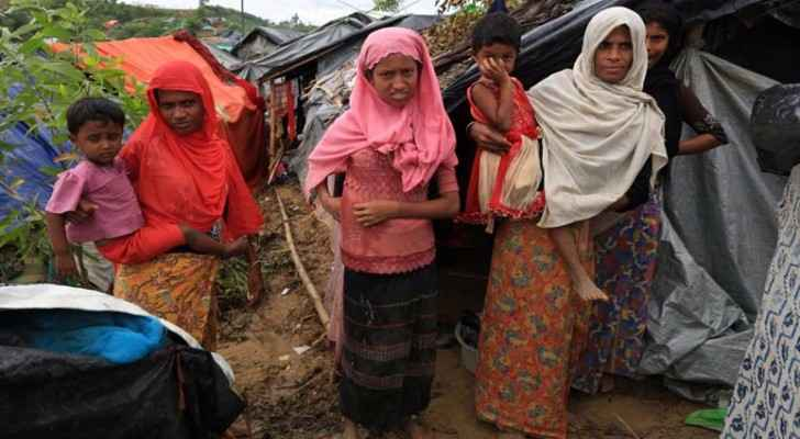 Hundreds of thousands of Rohingya refugees have fled ethnic cleansing in Myanmar. (Photo Courtesy: Al Jazeera)