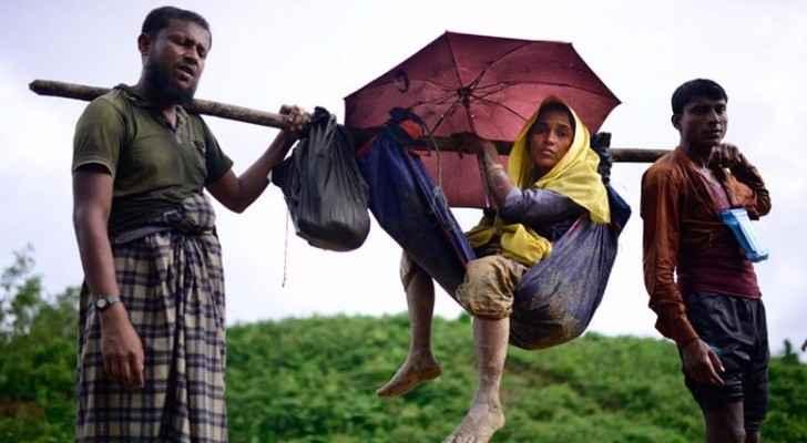 Over 500,000 Rohingya Muslims have fled ethnic cleansing in Myanmar in recent weeks. (Photo Courtesy: Al Jazeera)