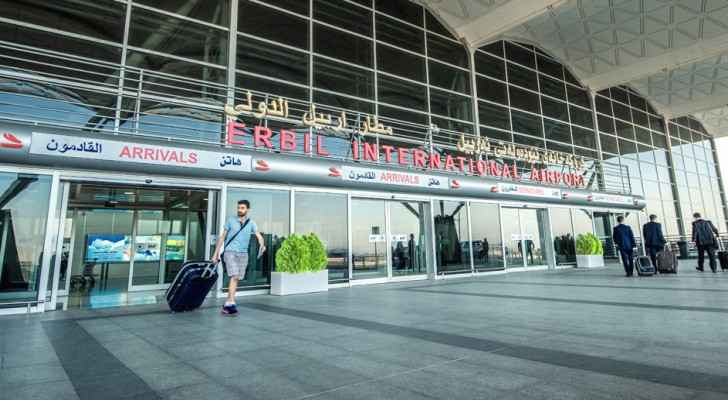 Baghdad states international flights will be suspended unless control of airports is handed over. (Photo Courtesy: Erbil Airport)