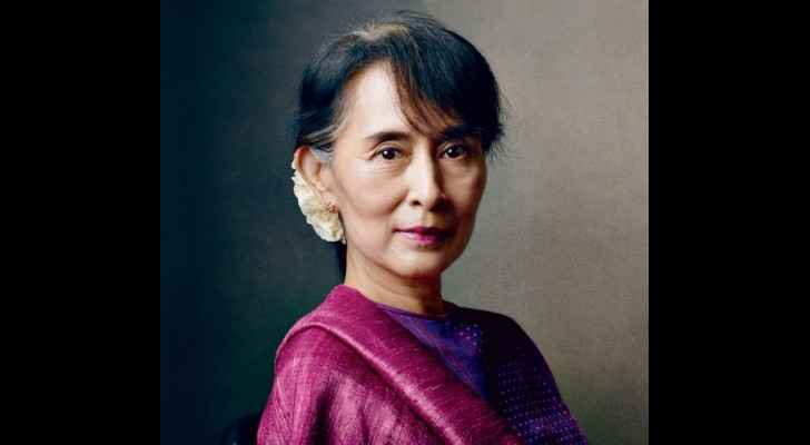 Oxford college removes painting of Aung San Suu Kyi