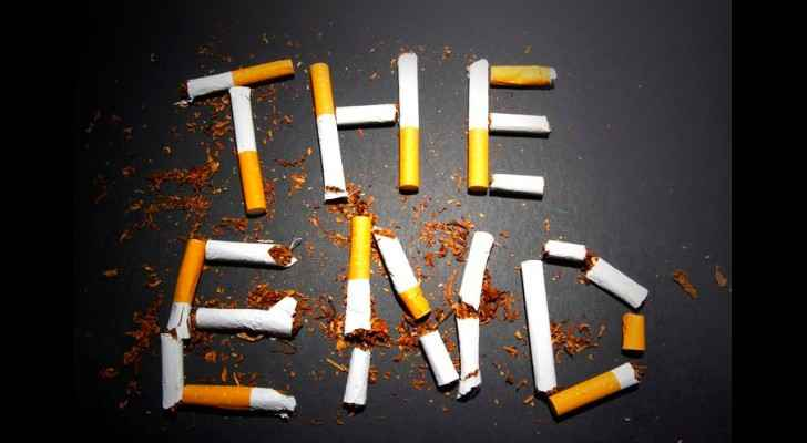 In Jordan, 65% of the population are smokers. (Pinterest)