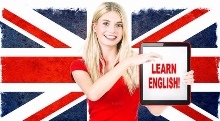 Lessons available on the app are taught by native English speakers.