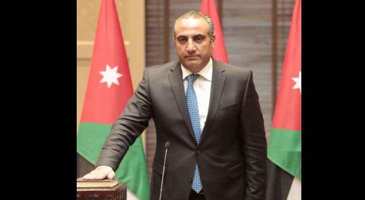 Amman's Mayor: Yousef Shawarbeh
