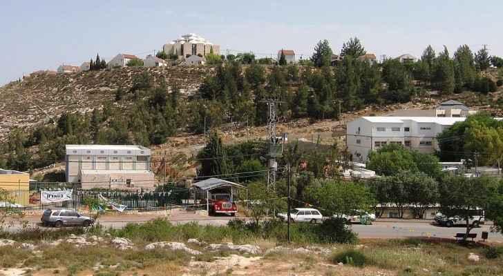 Shiloh settlement, West Bank. (Wikipedia)