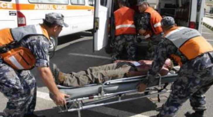 The collapse resulted in the death of an Egyptian worker.