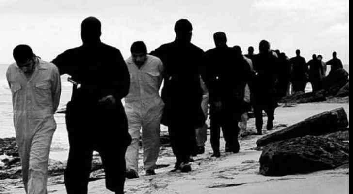 Remains of 21 Coptic Egyptians found in Sirte, Libya. (Roya)