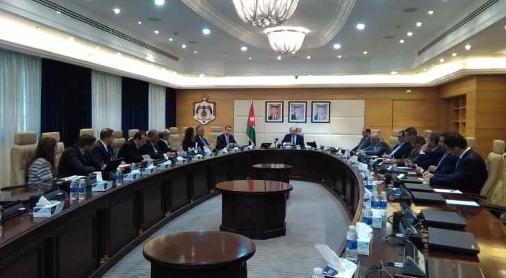 Mulki meets  Economic Policies Council on Sunday. (Roya)