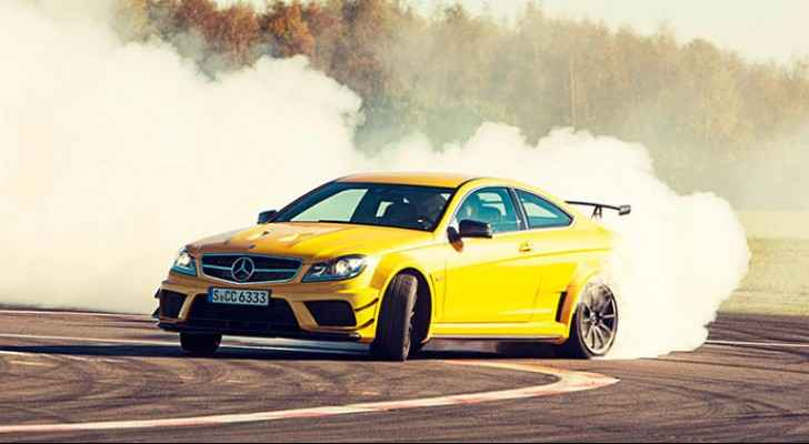 Drifting can be a dangerous style of driving. (PrettyMotors.com)