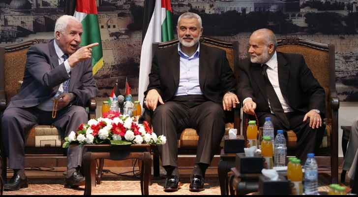 Israeli occupation bans Hamas officials from Cairo reconciliation talks
