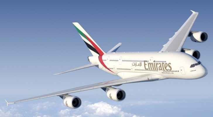 Emirates launched the initiative to fight human trafficking in October 2017. (News Air)
