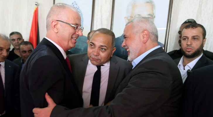 Fatah-Hamas negotiations kicked off today in Cairo.