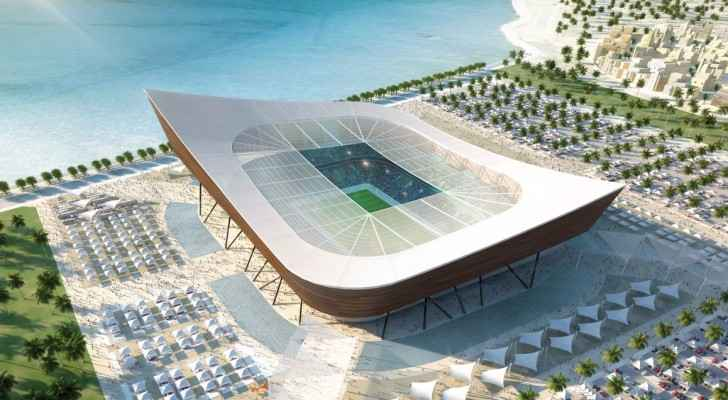 Qatar will host the World Cup in 2022.