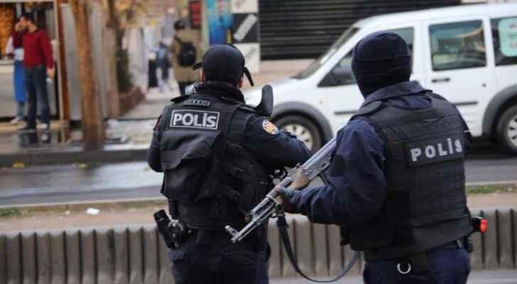 Turkish police. (Wikimedia Commons)