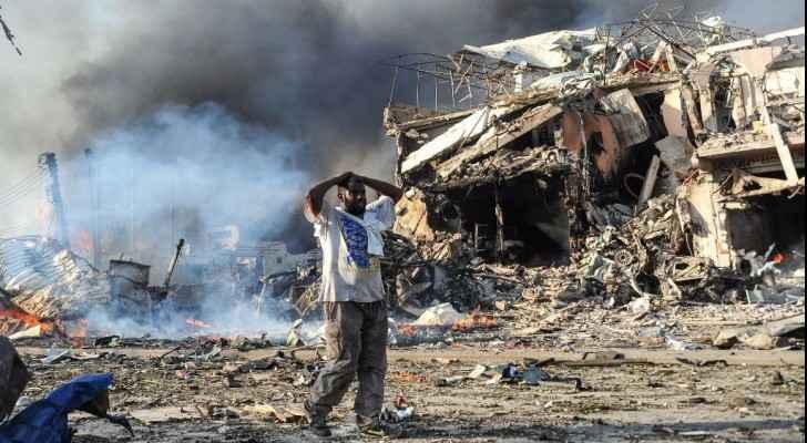 276 killed and 300 injured, (Al Khabar)
