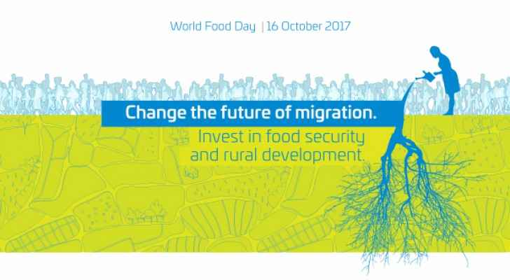 The Food and Agriculture Organization of the United Nations (FAO) celebrates World Food Day on Octobe 16th.