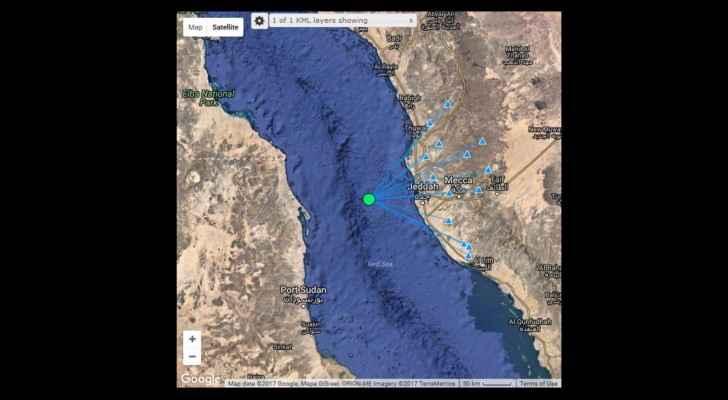 Image credit: Saudi Geological Survey