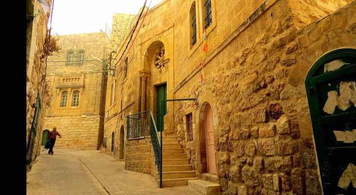 Old City of Hebron (Wikimedia Commons)