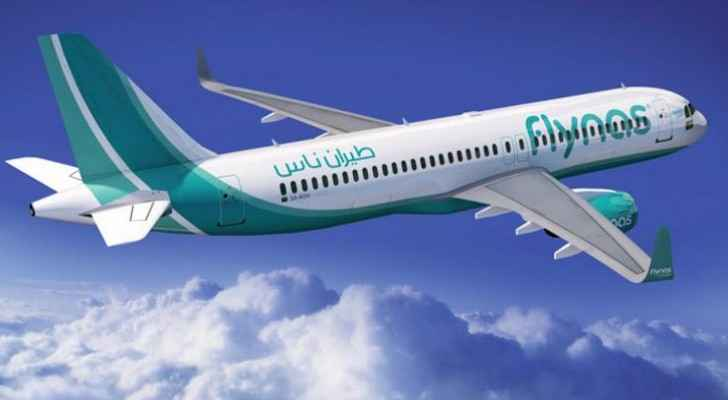 A Flynas commercial plane (image for representation only). (LinkedIn)