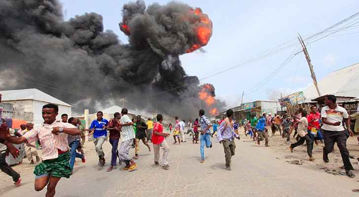 Somalia explosion in 2015 (Security Talk Africa)