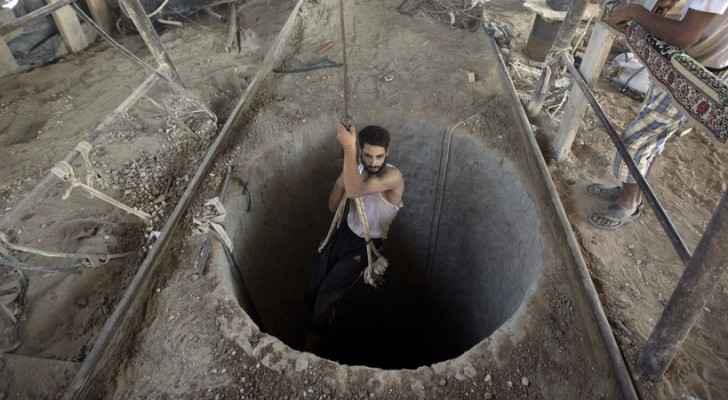 Three Gaza laborers were lost and found