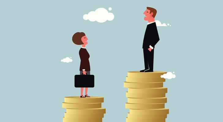 Men earn more than women in both the pubic and private sectors. (Adam Smith Institute)