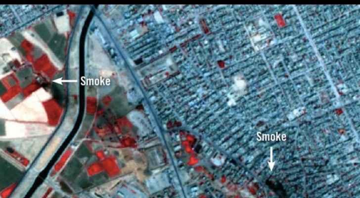 t least 11 civilians killed by indiscriminate attacks. (Amnesty International)