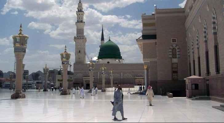 Medina. (Wikimedia Commons)