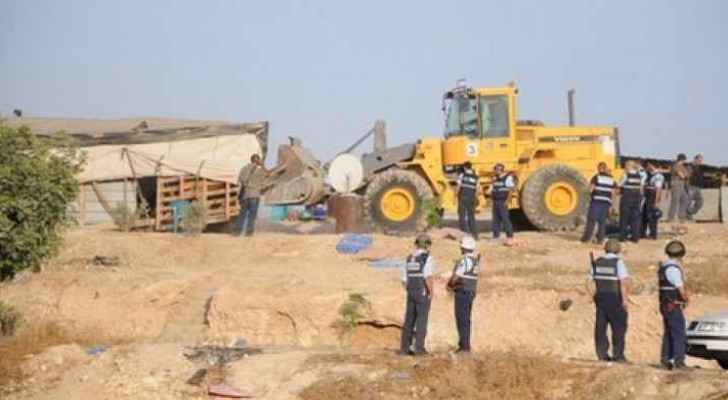 For the 120th time, Israel demolishes Al-Araqib village in Naqab