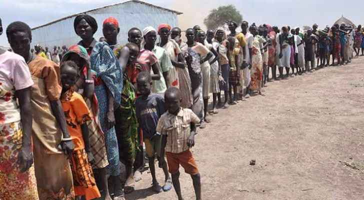 Half a million refugees flee South Sudan due to civil war