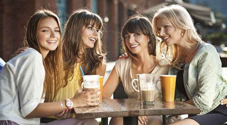A group of women enjoy their drinks together. (Photo for illustration purposes only - Knowtechie.com)