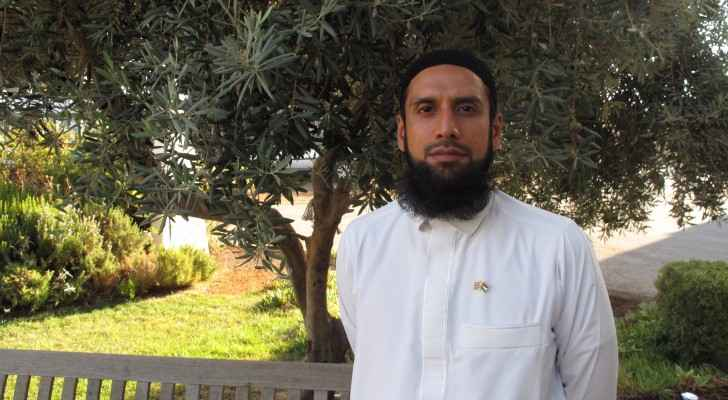 Imam Asim Hafiz, the Islamic Religious Adviser to the Chief Defence Staff at the UK Ministry of Defence. (Ro'ya)