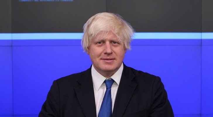 Britain's foreign secretary, Boris Johnson. (File photo)