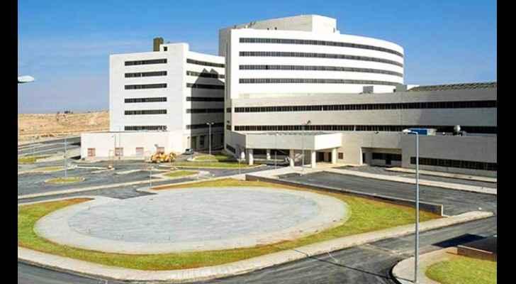 Al Zarqa Governmental hospital