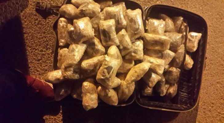 200 thousand pills were seized, while three suspects were arrested