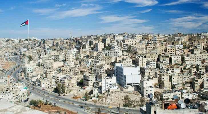 Jordan's capital, Amman. (Wikimedia Commons)