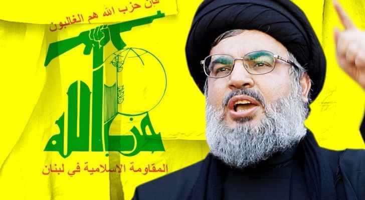 Hassan Nasrallah, Chief of Lebanon's Hezbollah.