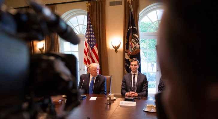 President Trump with Jared Kushner- New York Times