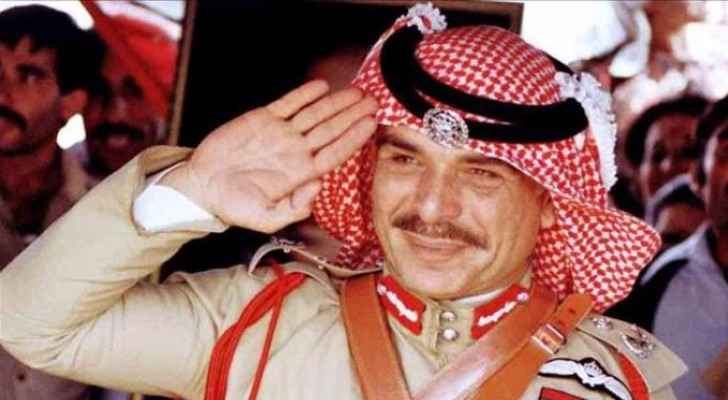 King Hussein passed away in 1999. (Zohrab/Maraya News)