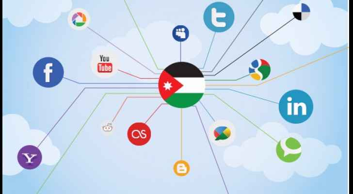 "Momani said that social media platforms should be used for the ""bigger good. (Oasis500)"