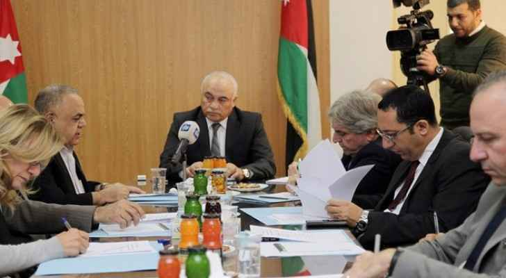 DPA meets with countries hosting Palestinian refugees